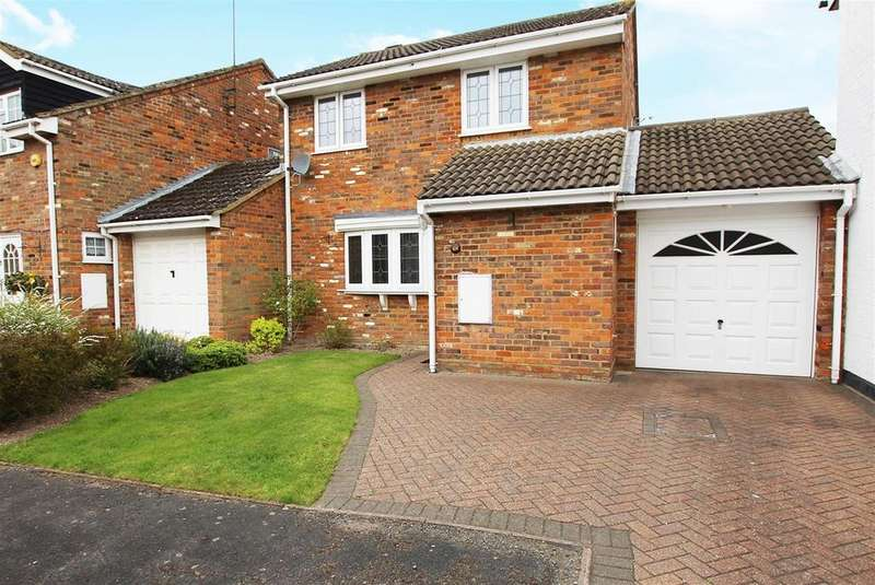 3 Bedrooms Link Detached House for sale in The Pastures, Edlesborough