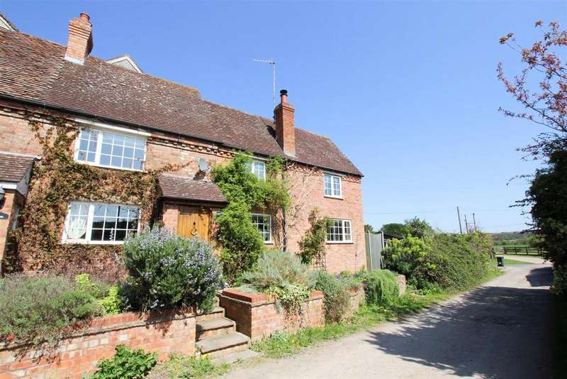 4 Bedrooms End Of Terrace House for sale in Earls Croome, Worcestershire