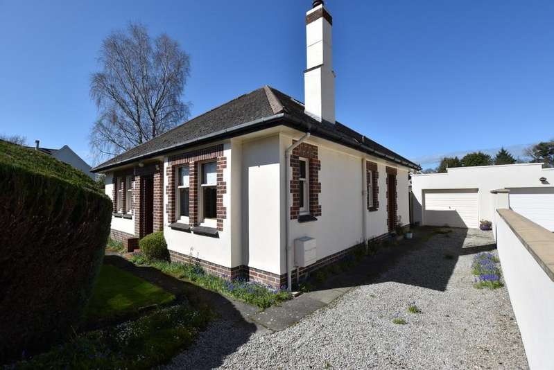 3 Bedrooms Detached Bungalow for sale in 8 Wellpark, Alloway, KA7 4QA