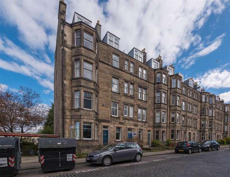 2 Bedrooms Flat for sale in East Claremont Street, Edinburgh EH7 4JZ