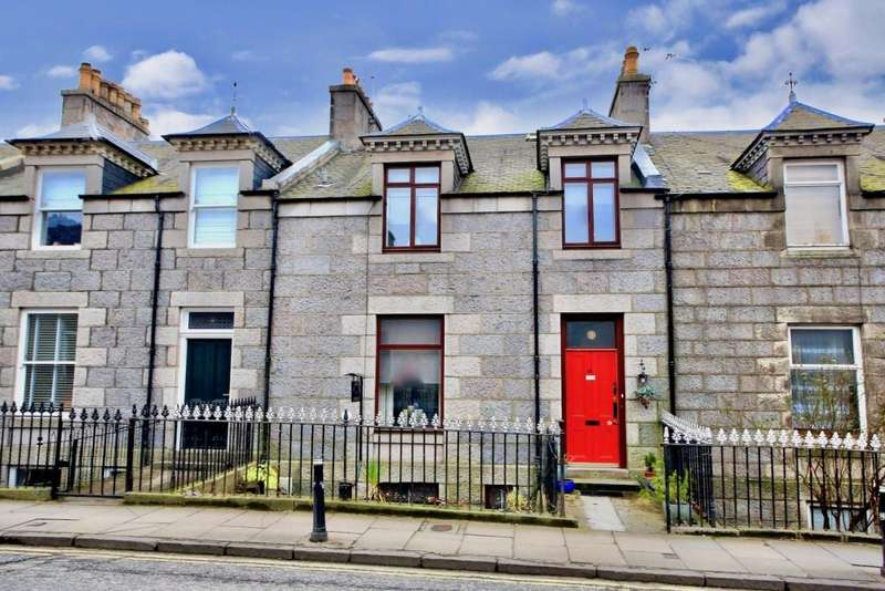 5 Bedrooms Terraced House for sale in Springbank Terrace, Aberdeen, AB11 6JZ
