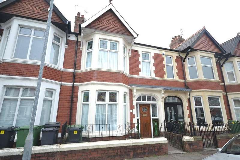 3 Bedrooms Terraced House for sale in Redcliffe Avenue, Victoria Park, Cardiff, CF5