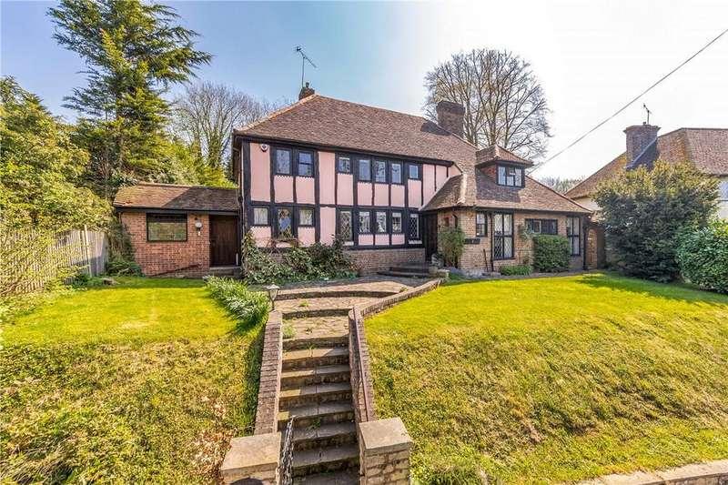 4 Bedrooms Detached House for sale in Sun Lane, Harpenden, Hertfordshire