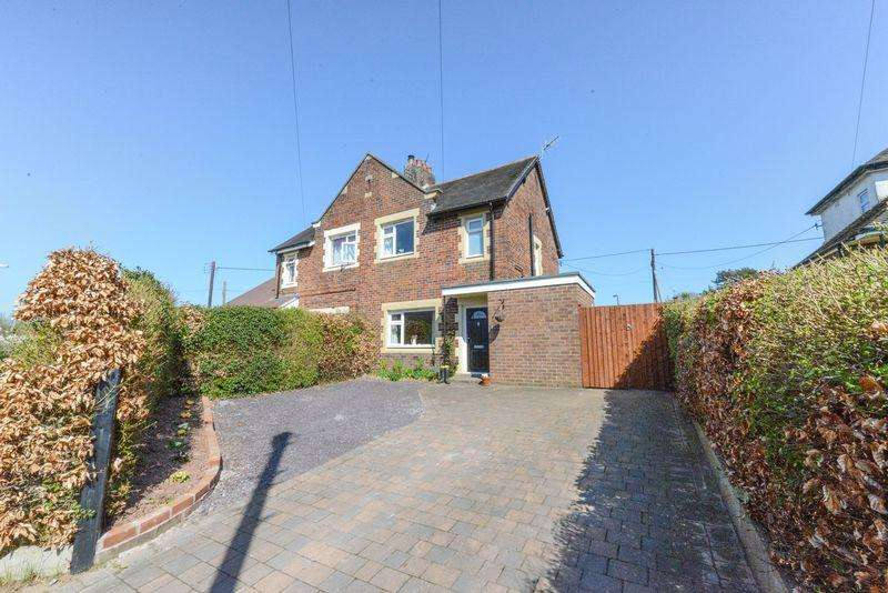 3 Bedrooms Semi Detached House for sale in Rowney Close, Loggerheads, Market Drayton