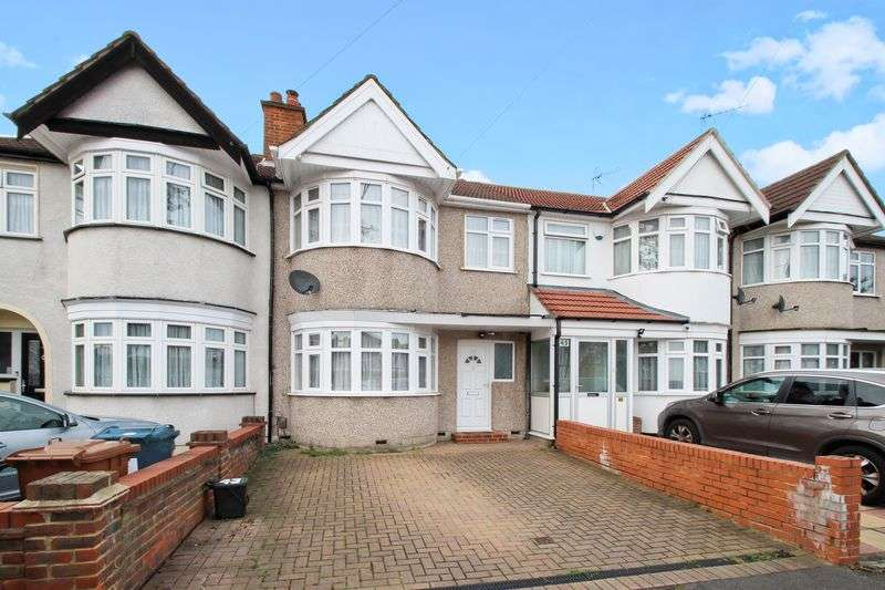 3 Bedrooms Property for sale in Clitheroe Avenue, Rayners Lane