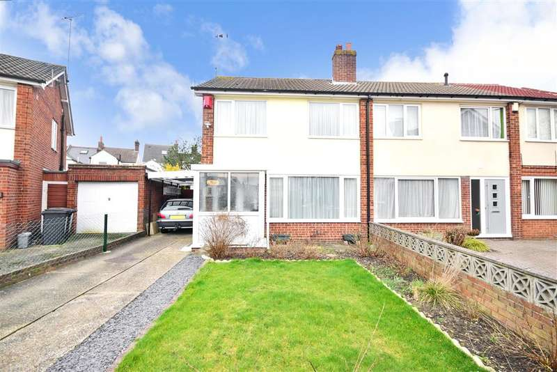 3 Bedrooms Semi Detached House for sale in Claremont Place, , Canterbury, Kent