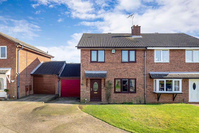 3 Bedrooms Semi Detached House for sale in Royal Oak Drive, Selston, Nottingham, NG16