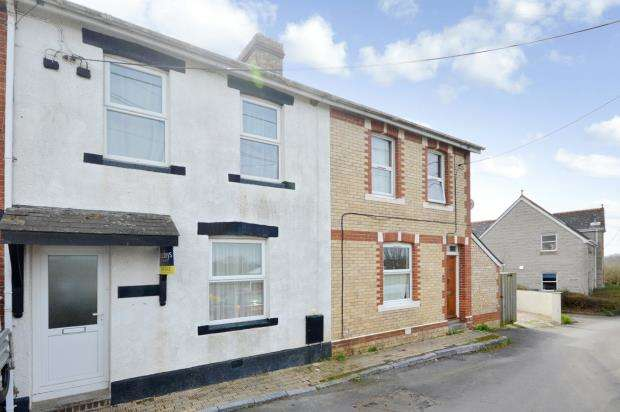 3 Bedrooms Terraced House for sale in Chudleigh Knighton, Newton Abbot, Devon