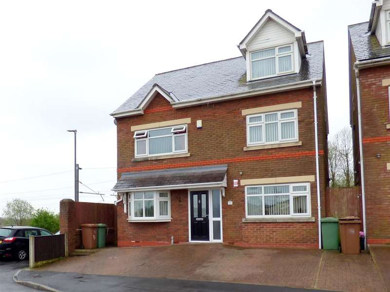5 Bedrooms Detached House for sale in Ritherup Lane, Rainhill, Prescot