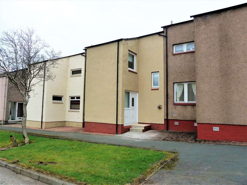 3 Bedrooms Terraced House for sale in Braes View, Denny