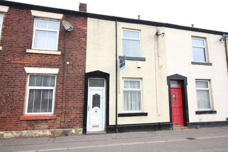 2 Bedrooms Terraced House for sale in Bury New Road, Heywood, OL10