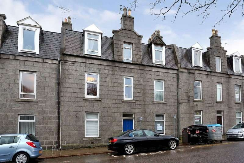 1 Bedroom Flat for sale in Bedford Road, Aberdeen, Aberdeenshire, AB24 3LP