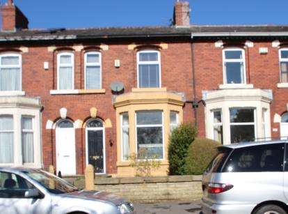 3 Bedrooms Terraced House for sale in Revidge Road, Blackburn, Lancashire, ., BB1