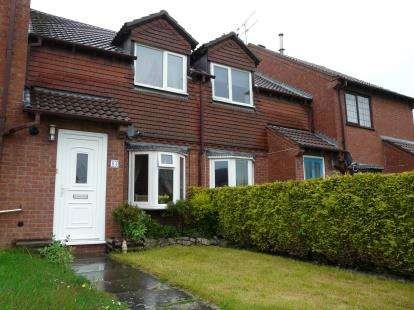 2 Bedrooms Terraced House for sale in Willson Avenue, Littleover, Derby, Derbyshire