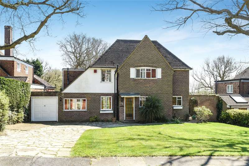 3 Bedrooms House for sale in Copse Wood Way, Northwood, Middlesex, HA6