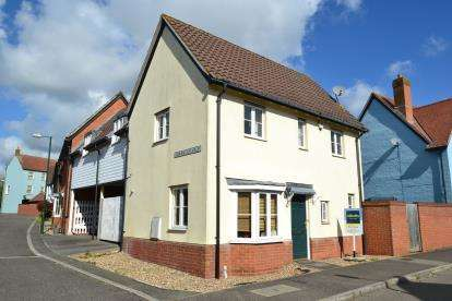 3 Bedrooms Link Detached House for sale in Springfield, Chelmsford, Essex