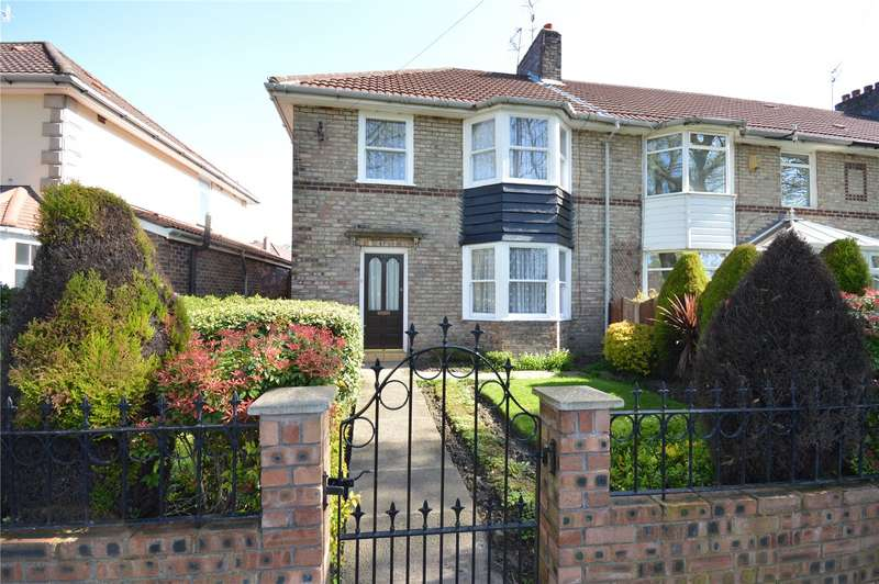 3 Bedrooms End Of Terrace House for sale in Mather Avenue, Allerton, Liverpool, L19