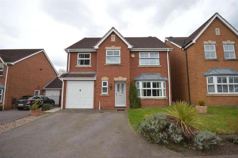 5 Bedrooms Detached House for sale in Brooklands Way, Birmingham