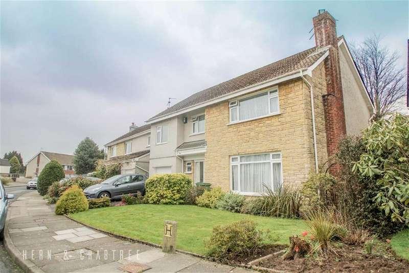 5 Bedrooms Detached House for sale in Dan-Y-Bryn Avenue, Radyr, Cardiff