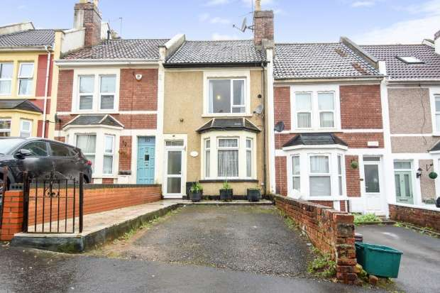 3 Bedrooms Terraced House for sale in Arlington Road, Bristol, Avon, BS4 4AF