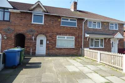 3 Bedrooms Semi Detached House for rent in Scarisbrick Road, L11