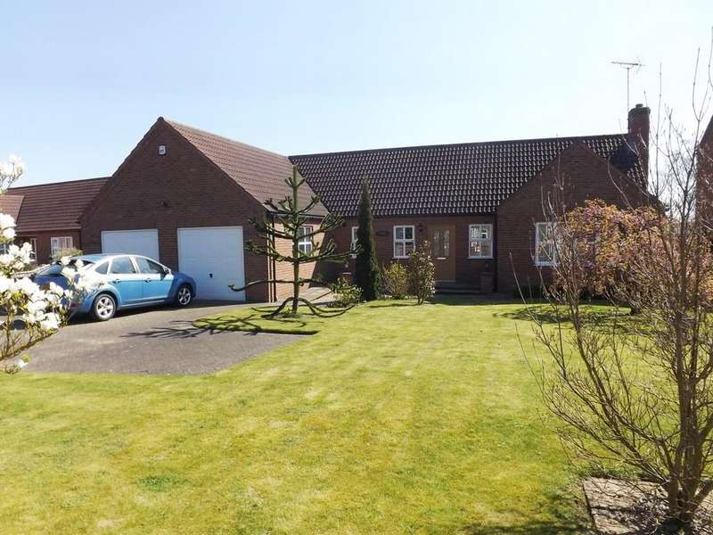 4 Bedrooms Detached Bungalow for sale in Lutton