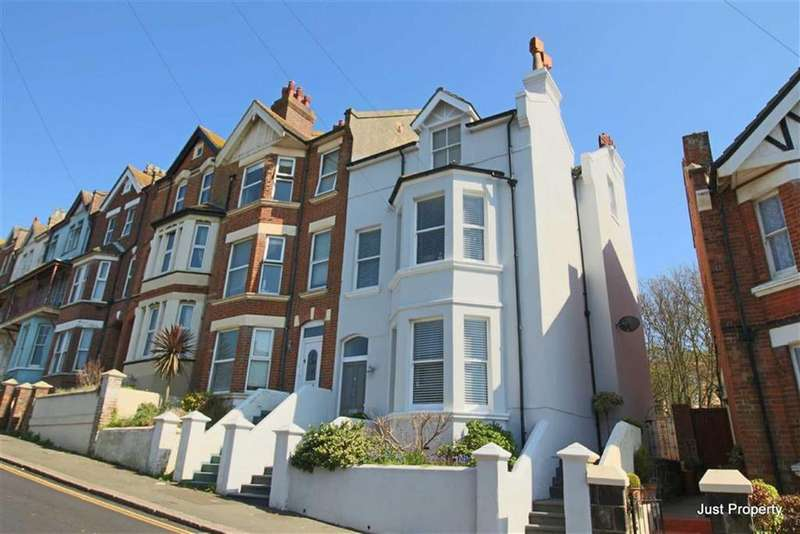 6 Bedrooms End Of Terrace House for sale in Wellington Road, Hastings
