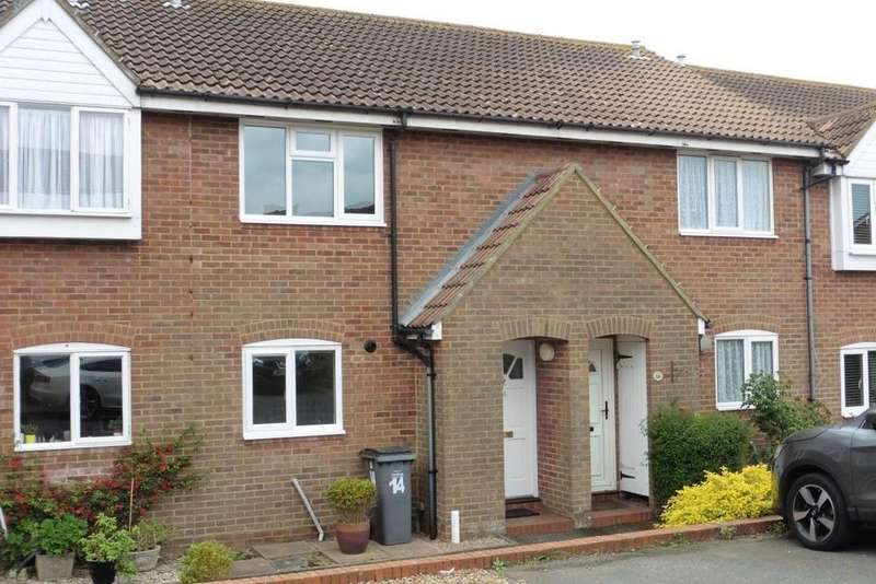 3 Bedrooms Terraced House for rent in Catherines Close, St.Leonards On Sea, East Sussex, TN37 6SR