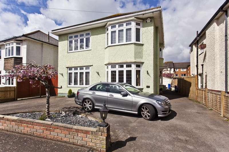 4 Bedrooms Detached House for sale in Bolton Road, Southboure BH6