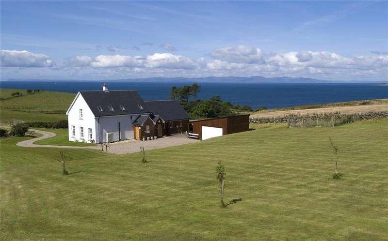 5 Bedrooms Farm Commercial for sale in Glenbarr, Tarbert, Argyll