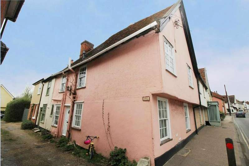 3 Bedrooms Cottage House for sale in Tudor Cottage, High Street, Bures, Suffolk, CO8