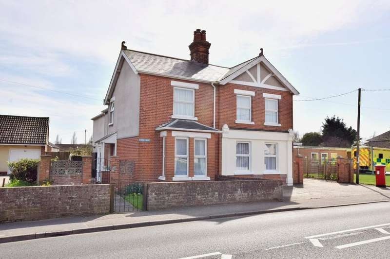 4 Bedrooms Detached House for sale in Colchester Road, Weeley, CO16 9JT
