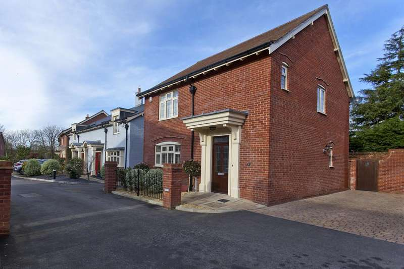2 Bedrooms House for sale in Homefield Close, Christchurh BH23