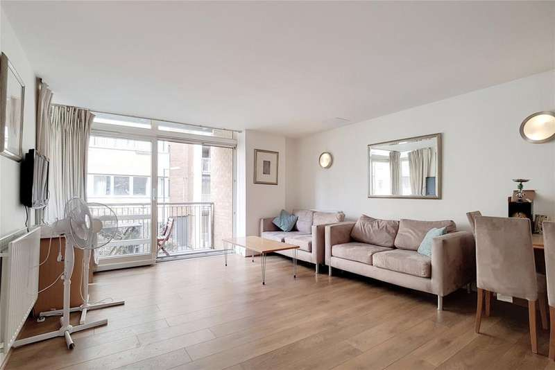 2 Bedrooms Flat for sale in Moore House, Cassilis Road, London, E14
