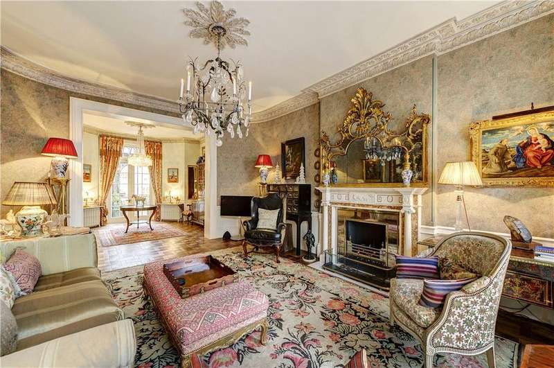 7 Bedrooms Terraced House for sale in Wilton Crescent, Belgravia, London, SW1X