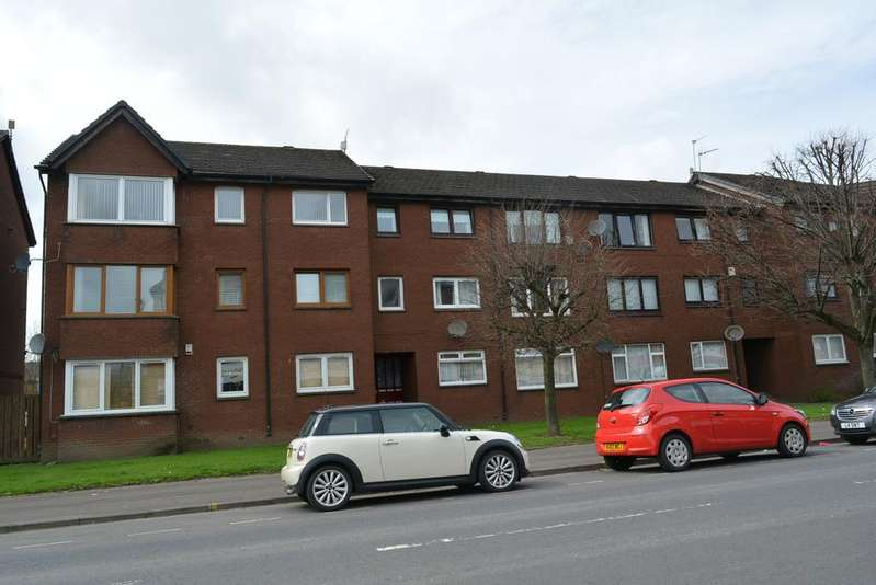 2 Bedrooms Flat for sale in 2/2 186 Main Street, Bridgeton, GLASGOW, G40 1JU