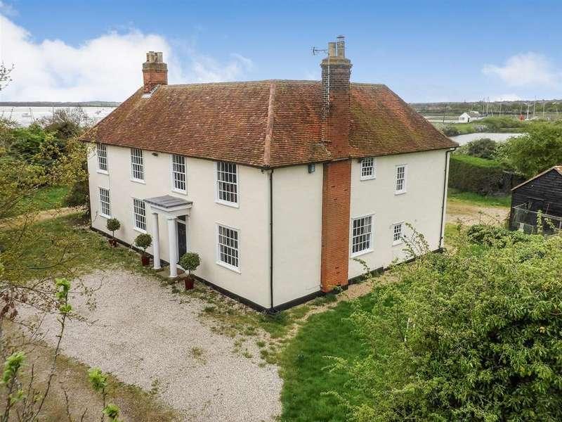 5 Bedrooms Detached House for sale in Goldhanger Road, Heybridge,