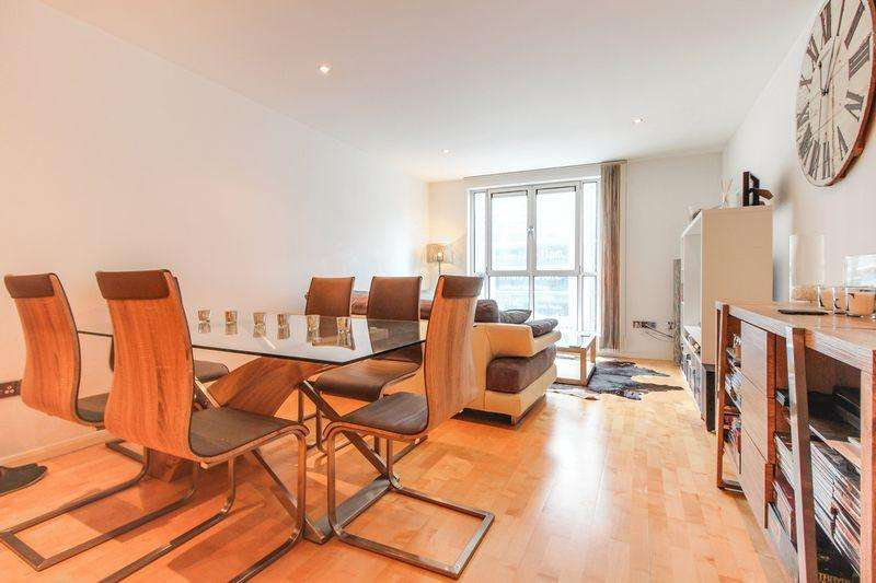 2 Bedrooms Apartment Flat for sale in One Fletcher Gate, Adams Walk, Lace Market