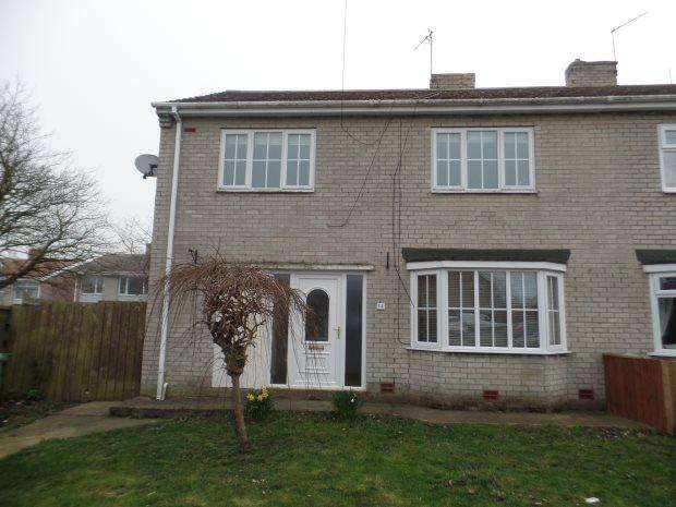 4 Bedrooms Semi Detached House for rent in QUINN SQUARE, SOUTH HETTON, PETERLEE AREA VILLAGES