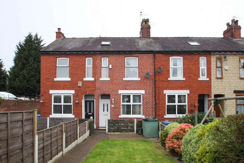 3 Bedrooms Terraced House for sale in Brighton Grove, Flixton, Manchester, M41