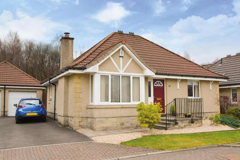 3 Bedrooms Detached Bungalow for sale in Keirfold Avenue , Tullibody, Alloa, FK10 3BE