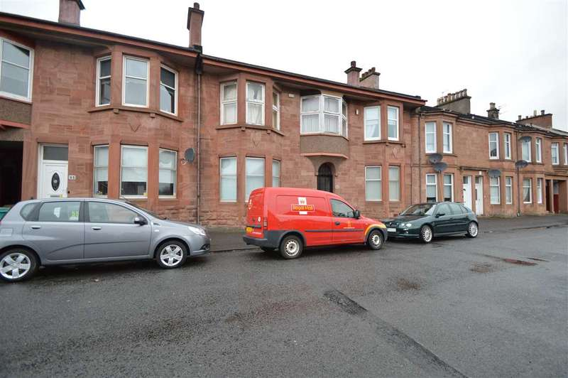 1 Bedroom Apartment Flat for sale in Eglinton Street, Coatbridge