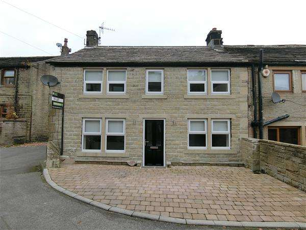 3 Bedrooms End Of Terrace House for rent in Booth House Lane, Holmfirth