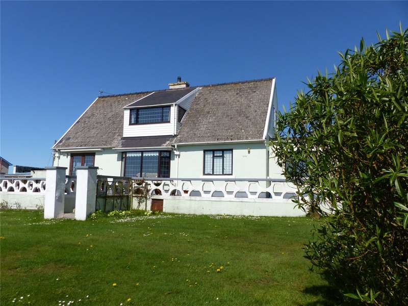 4 Bedrooms Detached House for sale in Fourwinds, Portclew Road, Freshwater East, Pembroke