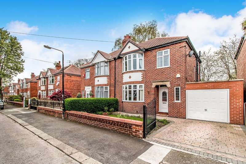 3 Bedrooms Semi Detached House for sale in Cressingham Road, Stretford, Manchester, M32