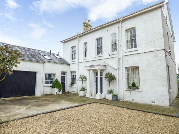 8 Bedrooms Detached House for sale in Coychurch Road, Bridgend, Mid Glamorgan