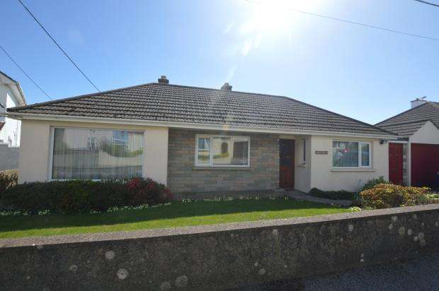 3 Bedrooms Detached Bungalow for sale in Gweal Folds, Redruth Road, Helston, Cornwall