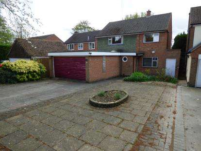 4 Bedrooms Detached House for sale in Tempest Road, Birstall, Leicester, Leicestershire