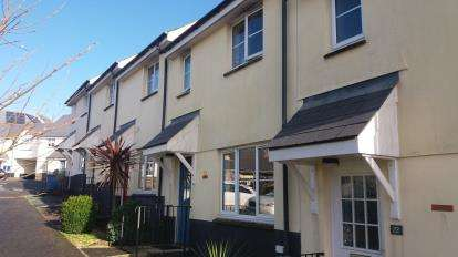 3 Bedrooms Terraced House for sale in St. Austell, Cornwall