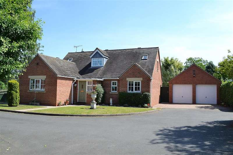 4 Bedrooms Detached House for sale in Main Street, Alrewas